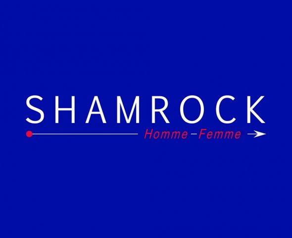 Logo Shamrock Homme-Femme