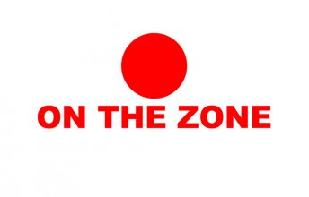 on the zone